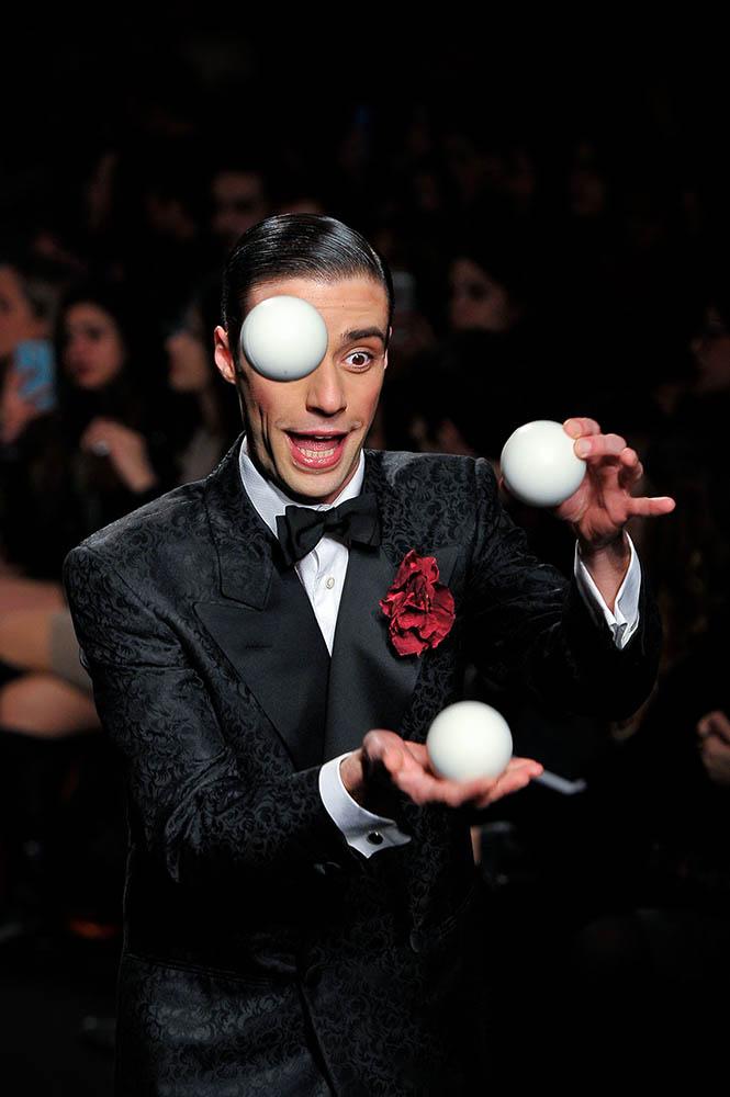 AltaRoma Eventi Moda a Roma Renato Balestra