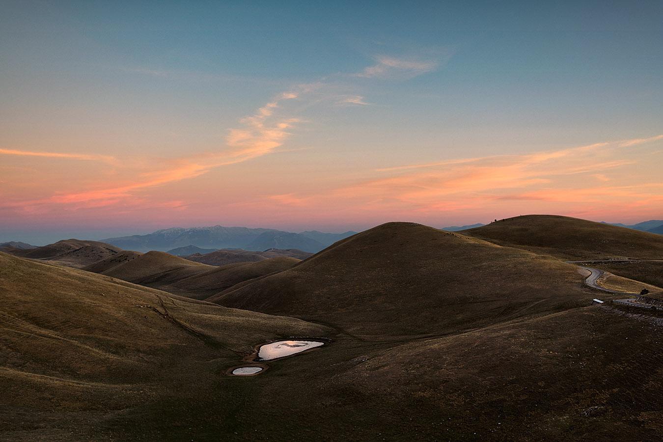 Andrea Rizzi Campo Imperatore Landscape