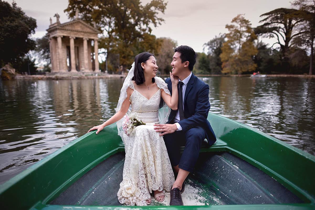 Andrea Rizzi matrimonio