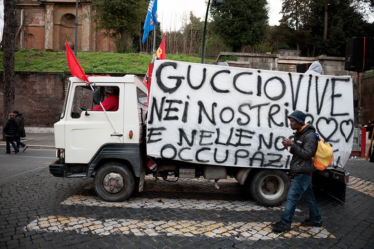 NO TAV ROMA