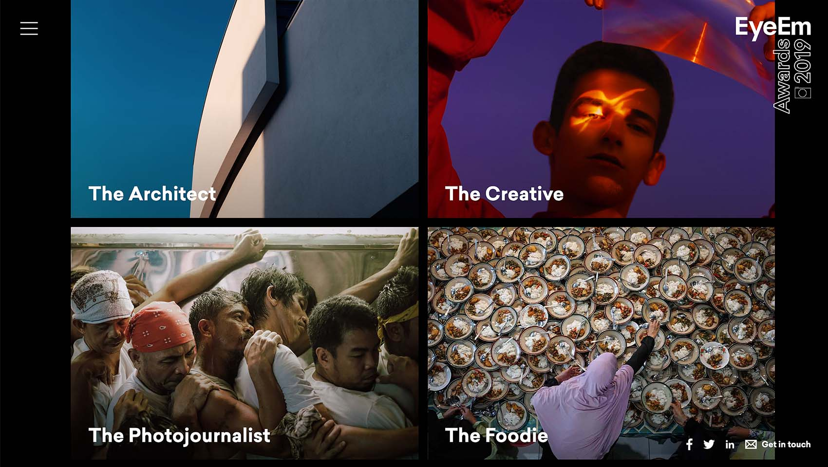 EyeEm Photo Awards 2019